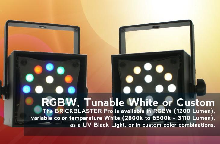 Brickblaster PRO RGBW
