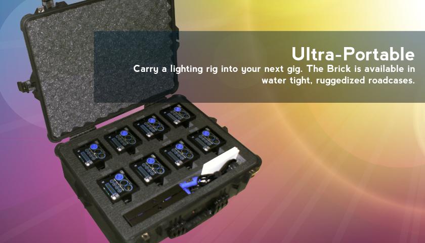 Ultra-portable