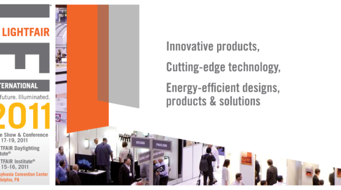 Come Check Us Out At LightFair International In Philly – Booth 960