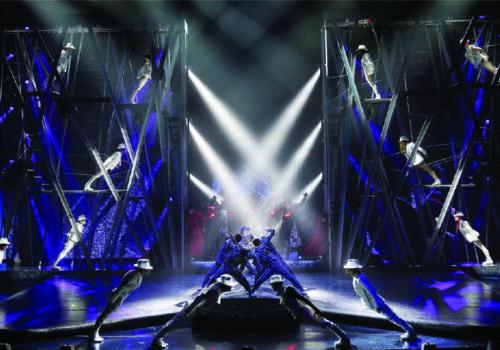 Cirque Du Soleil's Michael Jackson ONE